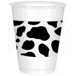 25 Cups Western Plastic 473 ml