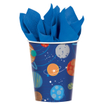 8 Cups Blast Off Paper 266 ml