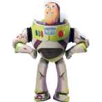 AirWalker Buzz Lightyear Foil Balloon P93 Packaged 102 x 135cm