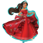 """SuperShape """"Elena of Avalor"""" Foil Balloon, P38, packed, 68 x 78cm"""
