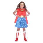 Child Costume Wonder Woman Classic 3-4 yrs