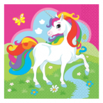 20 Napkins Unicorn 33 x 33 cm
