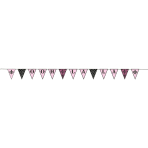 Pennant Banner A Day In Paris fabric 304,8 cm