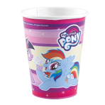 8 Cups My Little Pony - 2017 Paper 250 ml