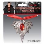 Costume Accessory Medaillon Gothic 48.2 cm