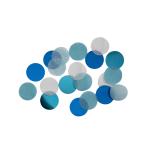 Confetti Sky Blue Foil / Paper 15 g