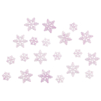 20 Snowflake Table DecorationsFrozen