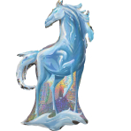 SuperShape Frozen 2 Nokk the Water Spirit Foil Balloon P70 packaged