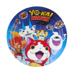 """8 Plates """"Yo-kai Watch"""", 23 cm"""