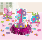 23 Table Decorating Kit Sweet Birthday Girl