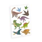 9 Tattoos Happy Dinosaur