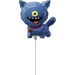 Mini Shape Ugly Dolls Ugly Dog Foil Balloon A30 bulk