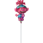 Minishape Trolls World Tour Foil Balloon A30 air-filled