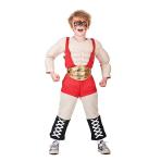 Children's Costume Wrestler 8 - 10 Years