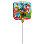 9'' Paw Patrol Foil Balloon A20 Air Filled 23 cm