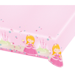 Tablecover My Princess Plastic 120 x 180 cm