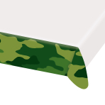 Tablecover Camouflage Paper 137 x 259 cm