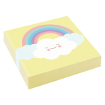 20 Napkins Rainbow & Cloud 25 x 25 cm