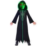 Child Costume Alien Age 8 - 10 Years