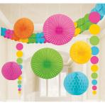 9 Decorating Kit Multicolour