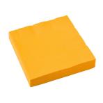 20 Napkins Sunshine Yellow 33 x 33 cm