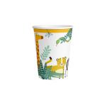 8 Cups Paper Get Wild 250 ml