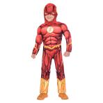 Child Costume The Flash 8-10 Years