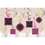 12 Swirl Decorations Born To Be Fabulous
