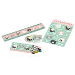 Stationary Favour Set Hello Pets Paper / Plastic 24 Pieces