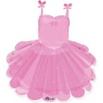 "SuperShape ""Ballerina Tutu"" Foil Balloon, P35, packed, 58 x 71 cm"