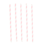12 Paper Straws Be a Mermaid