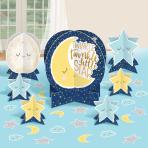 Table Decorating Kit Twinkle Little Star Paper 27 Pieces 32.5 cm / 17.7 cm / 5 - 10.9 cm
