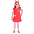 Children's costume Peppa Dress 2-3 years