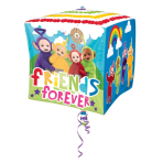 "Cubez ""Teletubbies"" Foil Balloon, G40, packed, 38x38 cm"