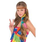Headband 60's Hippie One Size
