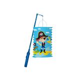 Lantern Kit Little Pirate Paper / Plastic 28 cm / 40 cm