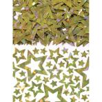 Confetti Star Shimmer Gold Foil 14 g