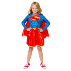 Child Costume Sustainable Supergirl 3-4 yrs