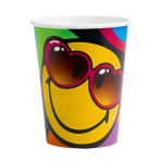 8 Cups Smiley Express Yourself Paper 266 ml