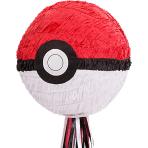 Pull Pinata Pokemon Ball Paper / Plastic 27.3 x 27.9 x 27.3 cm