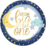 8 Plates Twinkle Little Star 18cm