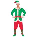 Adult Costume Elf Size XXL