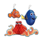 Honeycomb Decoration Finding Dory