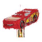 Pull Pinata Lightning McQueen Paper / Plastic 46.2 x 16.4 x 18.7 cm