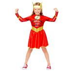 Child Costume Sustainable FlashGirl10-12 yrs