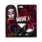 Halloween Make-up Day of the Dead 30 Pieces