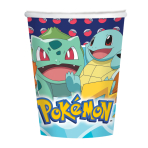 8 Cups Pokemon Paper 250 ml