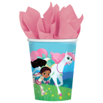 8 Cups Nella The Princess Knight Paper 250 ml