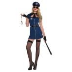 Adult Costume Bad Cop Size L