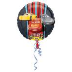 "Sing-A-Tune ""Cars 3"" Foil Balloon, P75, packed, 71cm"